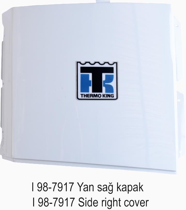SLX  I 98-7917 Yan Sağ Kapak